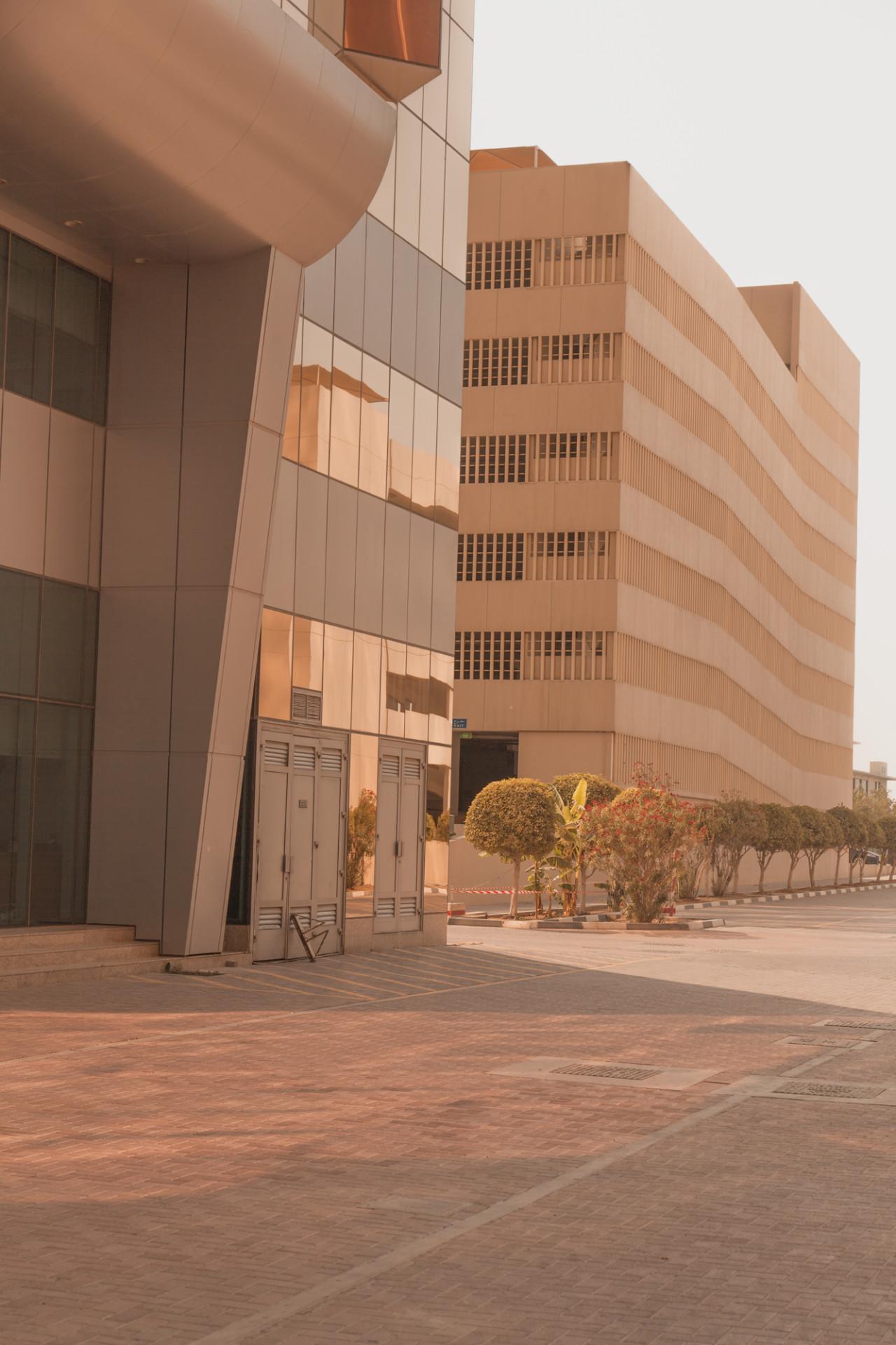 Neven Allgeier & Benedikt Fischer Dubai City for SPIKE Art Quarterly